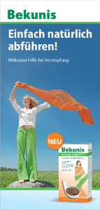 PDF: Bekunis - Einfach natürlich abführen!