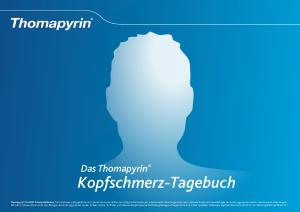 PDF: Das Thomapyrin Kopfschmerz-Tagebuch