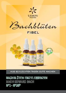 PDF: Bachbluetenfibel von Lemon Pharma