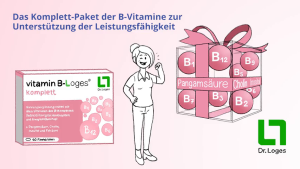 Video: Erklärvideo Vitamin B-Loges