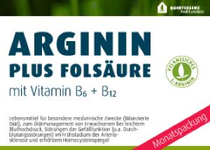 PDF: Arginin plus Folsaeure Broschuere