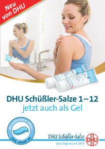 PDF: DHU Schüßler-Salze 1–12 Gele