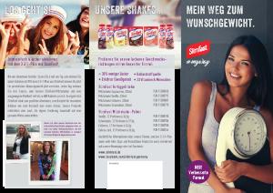 PDF: Slimfast - Ihr Weg zum Wunschgewicht