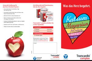 PDF: Tromcardin complex Ratgeber
