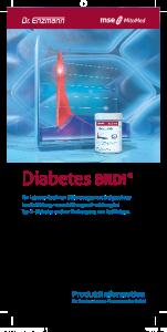 PDF: Diabetes Bildi Produktflyer