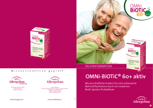 PDF: Omni-Biotic® 60+ aktiv