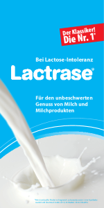 PDF: Lactrase Flyer