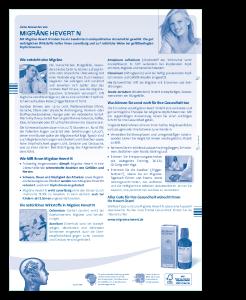 PDF: Migräne Hevert N