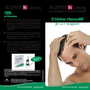 PDF: Patientenbroschüre Alopexy