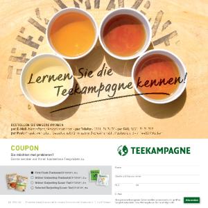 PDF: Probenanforderung Teekampagne