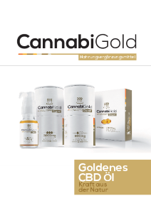 PDF: CannabiGold Produktinformation