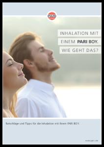 PDF: Inhalation mit einem Pari Boy.