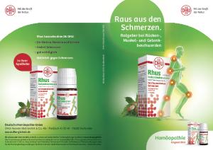 PDF: Raus aus den Schmerzen.