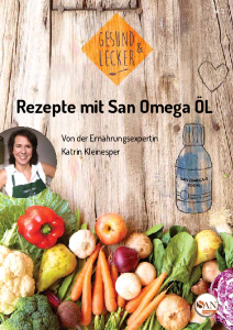 PDF: Rezepte mit San Omega Öl