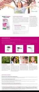 PDF: Vividrin Azelastin Patienteninformation