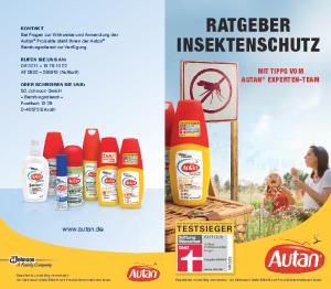 PDF: Ratgeber Insektenschutz