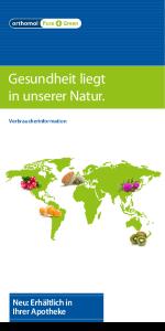 PDF: Orthomol Pure+Green