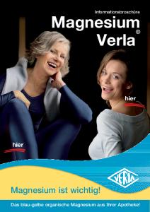 PDF: Magnesium Verla