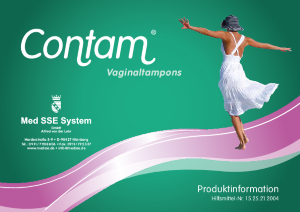PDF: Contam Vaginaltampon Übersicht