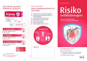PDF: Vascorin Arginin Plus Patienteninformation