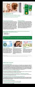 PDF: Pflege und Schutz bei Lippenherpes