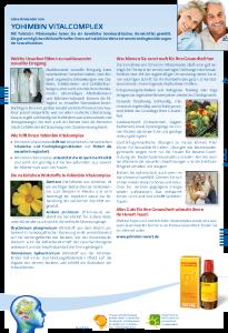 PDF: Broschüre Yohimbin Vitalcomplex
