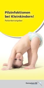 PDF: Pilzinfektionen bei Kleinkindern Patientenratgeber