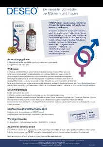 PDF: Deseo Patienteninformation