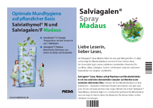 PDF: Salviagalen Spray Madaus