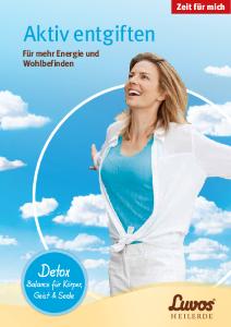 PDF: Luvos® Heilerde Ratgeber