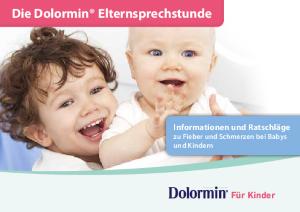 PDF: Dolormin Elternsprechstunde