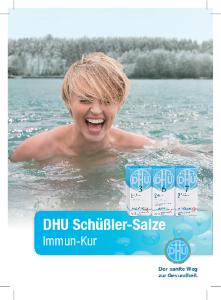 PDF: DHU Schüssler-Salze Immun-Kur