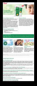 PDF: Ilon - Lippenpflege herpesempfindlicher Lippen