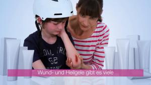 Video: Medigel Schnelle Wundheilung