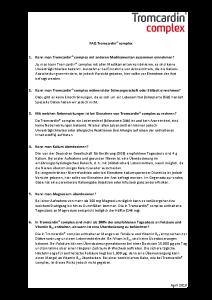 PDF: Tromcardin complex