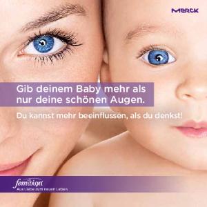 PDF: Gib deinem Baby mehr als nur deine schöne Augen.