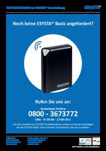 PDF: Patienten-Info zur ESYSTA® Ausstattung
