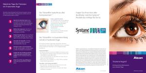 PDF: Trockene Augen?