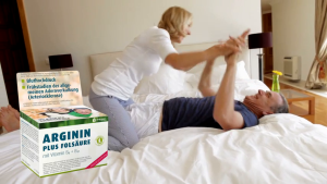 Video: ARGININ PLUS FOLSÄURE Spot