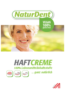 PDF: NaturDent Infoflyer