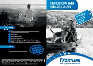 PDF: Frontline Reisecheckliste