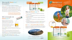 PDF: Ferrotone Broschüre