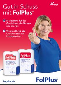 PDF: Gut in Schuss mit FolPlus®