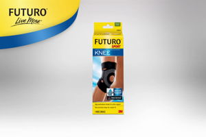Video: Futuro Sport Kniebandage