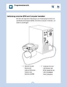 PDF: Softwareanleitung für aponorm Blutdruckmessgerät