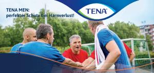 PDF: Tena Men: perfekter Schutz bei Harnverlust