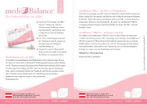 PDF: mediBalance PILCO