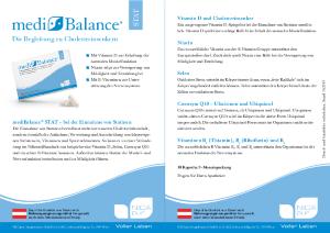 PDF: mediBalance STAT