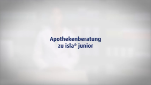 Video: Apothekenberatung zu Isla Junior