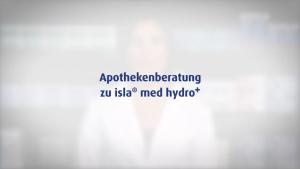 Video: Apothekenberatung zu Isla Med hydro+